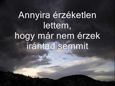 Linkin Park - Numb with Hungarian subtitle (Magyar felirattal)