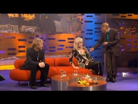 Graham Norton Show 2007-S1xE16 Joanna Lumley, Jon Bon Jovi-part 1