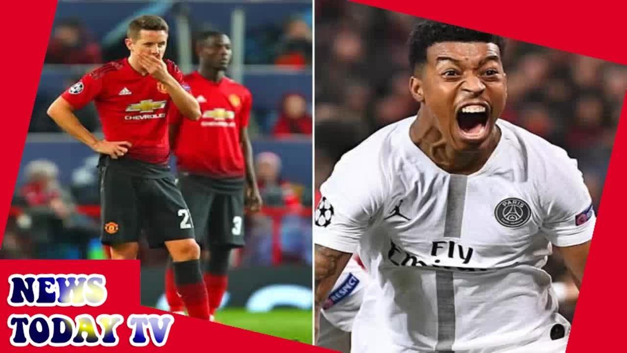 Manchester United won't be hurt by Paris Saint-Germain setback - Herrera