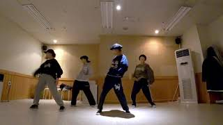 MAX - Checklist (feat.Chromeo) / GeunZi Locking Choreography