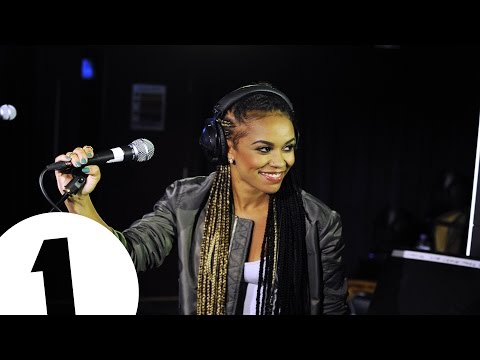 Melissa Steel feat Krishane covers Estelle's American Boy in the the Live Lounge
