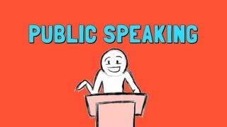Be a More Confident Public Speaker