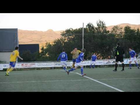Båtsfjord Sportsklubb mot Berlevåg Fotbalklubb. 23 aug omg 1.mpg