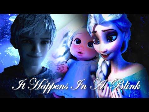 Jack & Elsa (Ft. Pitch)   It Happens In A Blink [2K SUBS!]