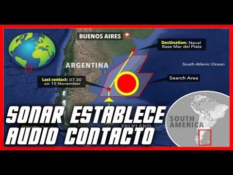 🔥 ENCONTRARON AL SUBMARINO ARA SAN JUAN 🔴 ESTÁ A 400MTS DE PROFUNDIDAD #Argentina #AraSanJuan
