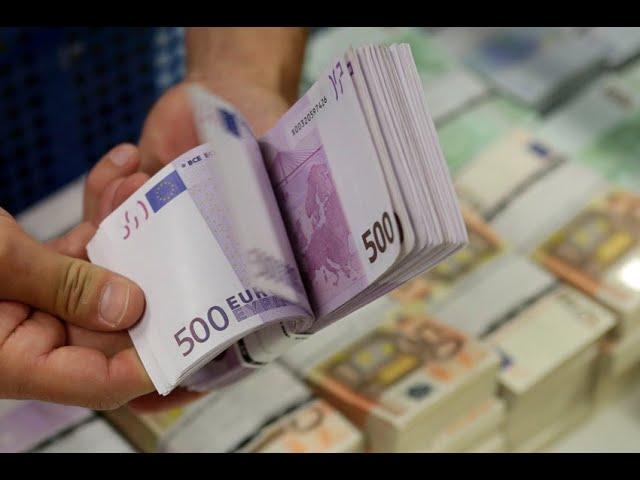 Покупатели евро активно борются за рынок Фунт падает…