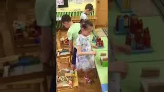 """Конструирование по программе """"Детский сад-Дом радости"""""""""""