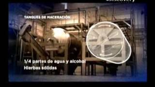 Como se fabrica el Fernet Branca (parte 1-2)