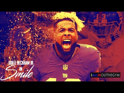 "Odell Beckham Jr Mix - ""Slave II / Look No Further"" (2016 New York Giants Football Highlights)"