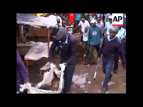 At least seven killed in gang violence as police sent in
