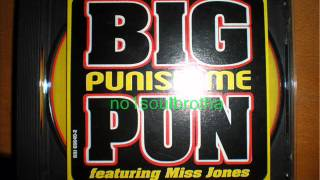 "Big Punisher ft. Miss Jones ""Punish Me"" (Clean Edit)"