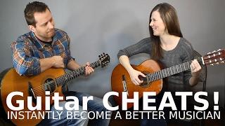 Guitar CHEATS! - Never Play a Barre Chord Again!