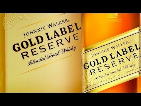 Whisky Brasil 12: GOLD LABEL Reserve Review da Johnnie Walker