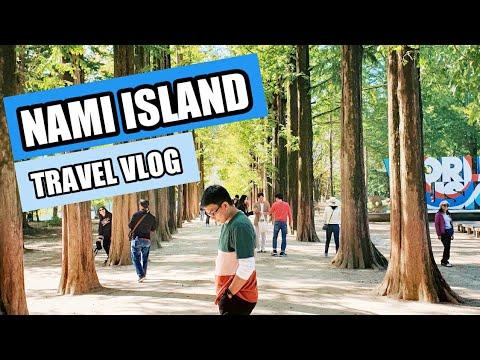Nami Island Tour