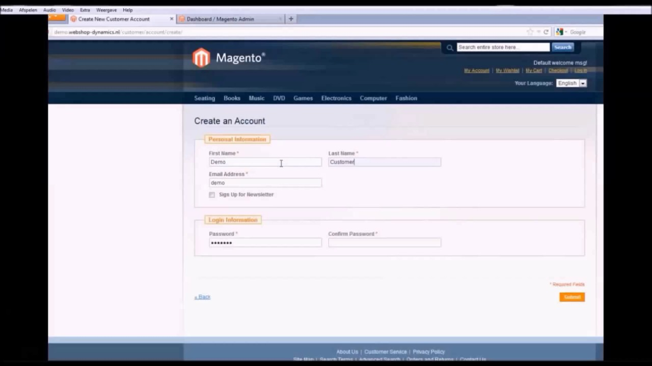 How To Integrate A Magento Webshop With Microsoft Dynamics Nav