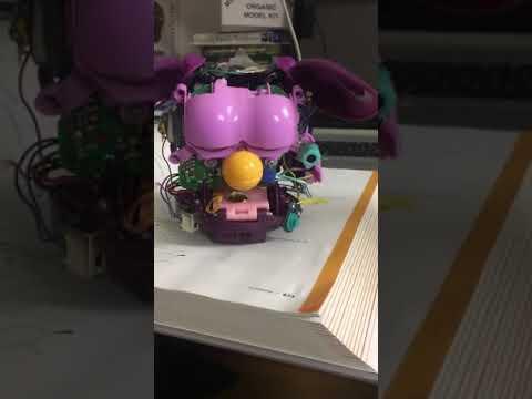 2012 Furby Circuit Bending Part 2