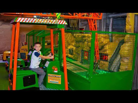 Outdoor Playground for Children - Entertainment for Kids Video