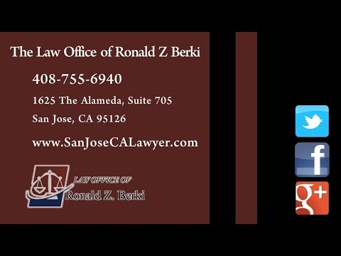 The Law Office of Ronald Z Berki | San Jose CA Attorneys