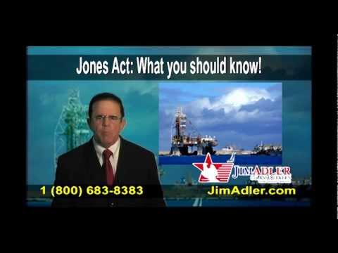 How offshore workers benefit from Jones Act after work injury