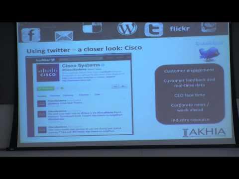 Ben Brugler Speaks At The 2011 YouToo Social Media Conference
