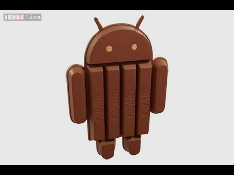New Android Kitkat in Google Nexus 6