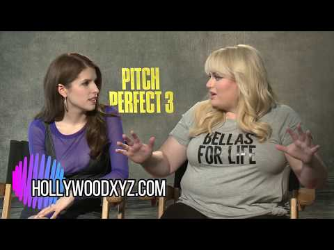 Pitch Perfect 3 Three Anna Kendrick Rebel Wilson Full