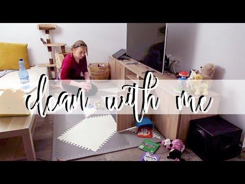 CLEAN WITH ME 🌟WIECZORNE SPRZĄTANIE DOMU 🌟DODATKOWA MOTYWACJA