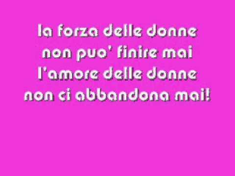 Gigi D'Alessio - La forza delle donne - YouTube