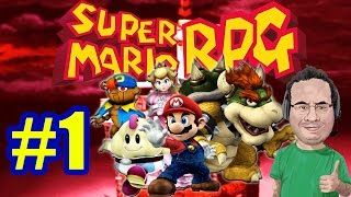 Jogatina de Super Mario RPG - Parte 1 - Todo video terá essa abertura?