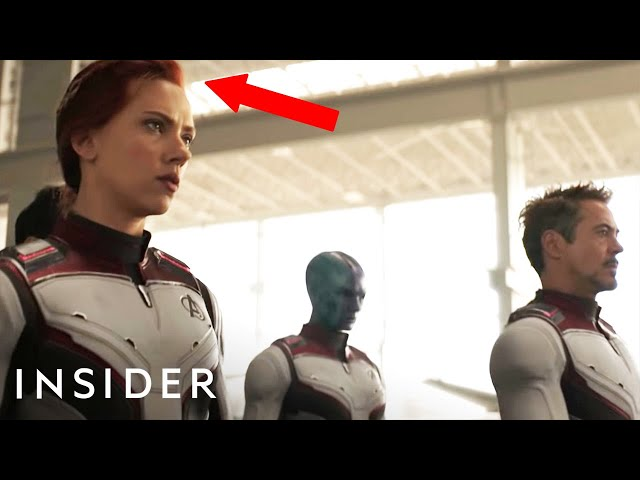 Everything You Missed In The Avengers: Endgame Trailer