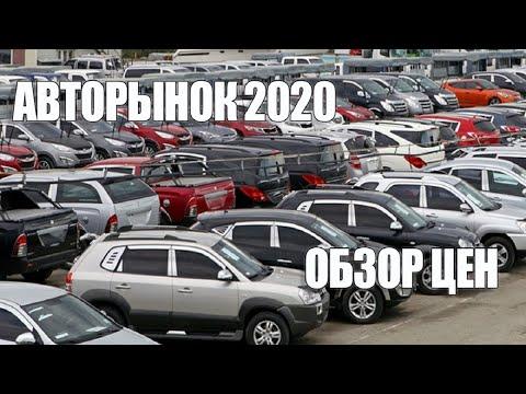 Авторынок 2020, Цены б/у АВТО в Марте 2020 г. Киров