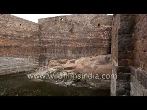 Golconda Fort Hyderabad, a UNESCO world heritage site