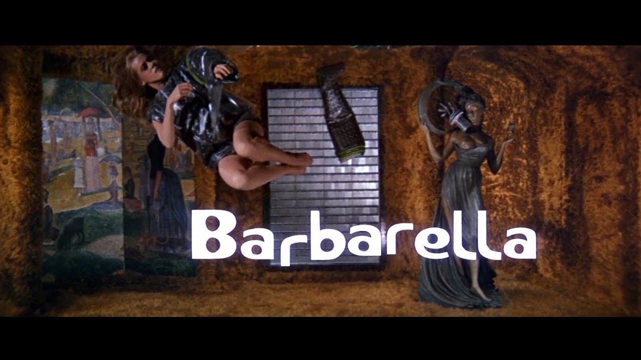 Jane fonda in barbarella 2 - 2 part 9
