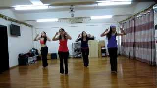Bollywood Song Practice--Fevicol Se ( Jan 2013)