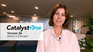 Welcome to our very first launch video, marking the release of version 26 catalystone hr-system. contains many new features and functionali...
