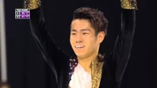 村上大介 スケートカナダ FS (10/31)