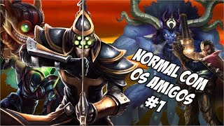 Normal com os Amigos #1 - Master Yi GIGANTE !