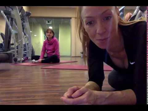 Pilates para el Embarazo, Mat (primer-segundo trimestre)