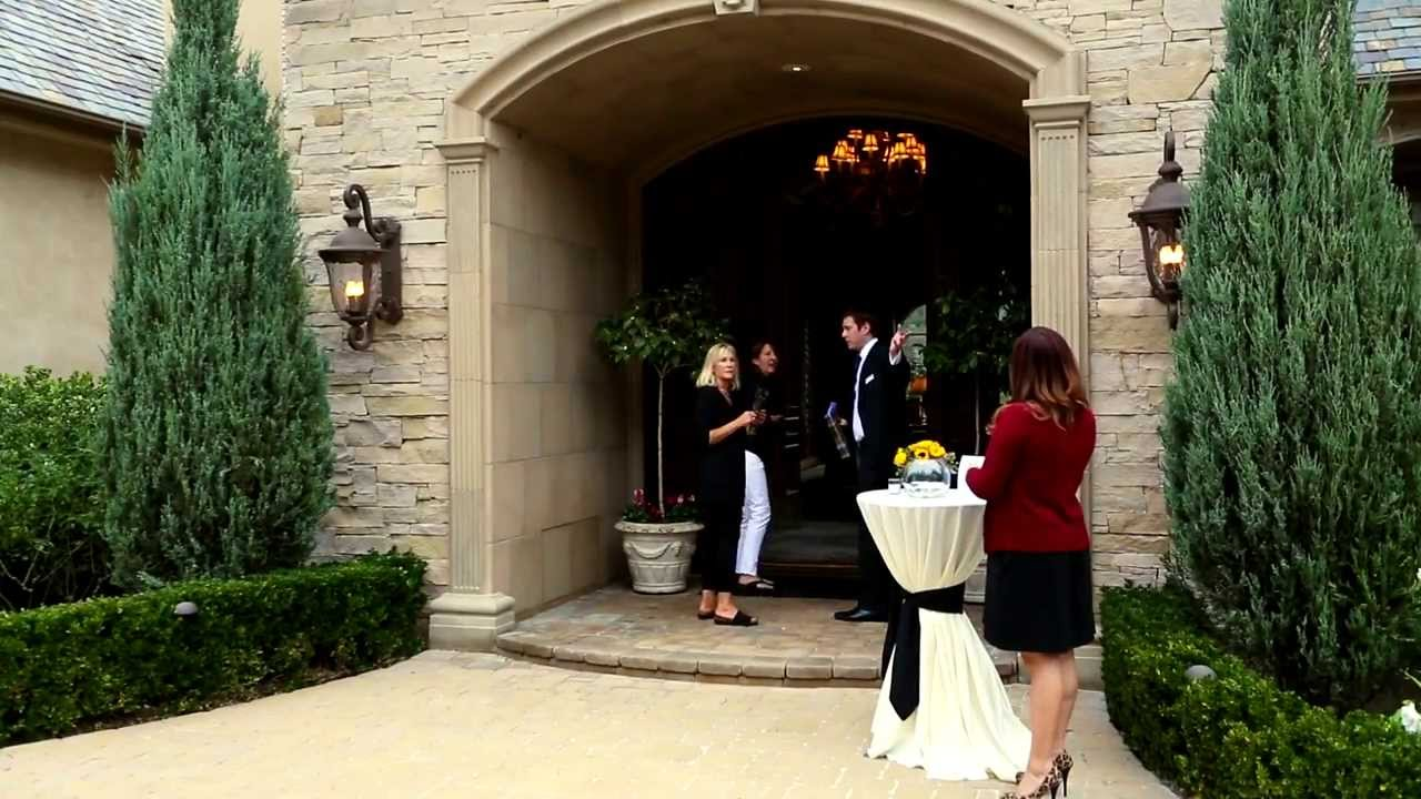 Del mar country club showcases french country home - Mar real estate ...