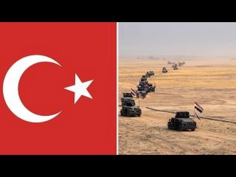 Fight for Mosul threatens to become Turkey-Iran proxy war