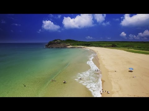 TAIWAN 4K DRONE VIDEO-017【 Penghu Islands 愛上澎湖灣】