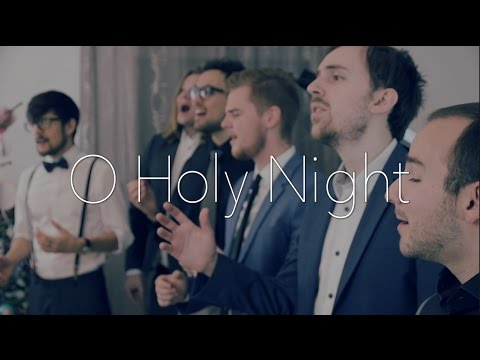 Accent - O Holy Night (A Cappella)