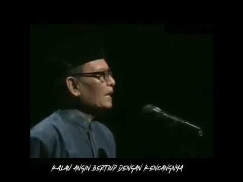 Story Kata Kata Mutiara Cinta Dari D Zawawi Imran Penyair Budayawan Madura Youtube
