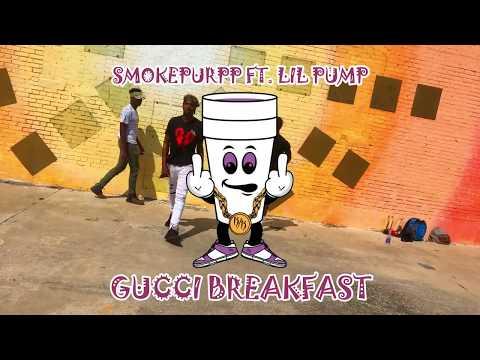 SMOKEPURPP FT. LIL PUMP - GUCCI BREAKFAST (DANCE VIDEO)