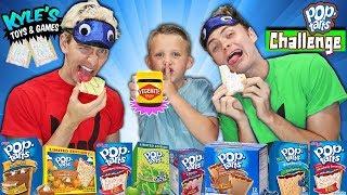 Pop Tart Challenge & Vegemite Prank!