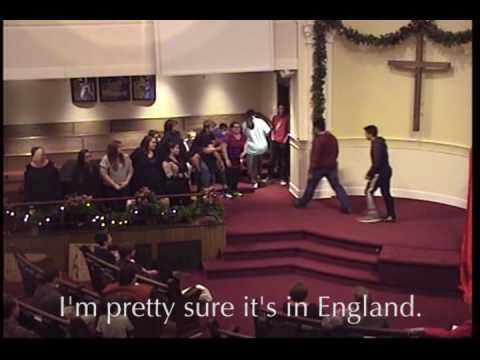 12 Days of Christmas--Crossroads School