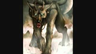 werewolves - curse of the werewolf (full song)