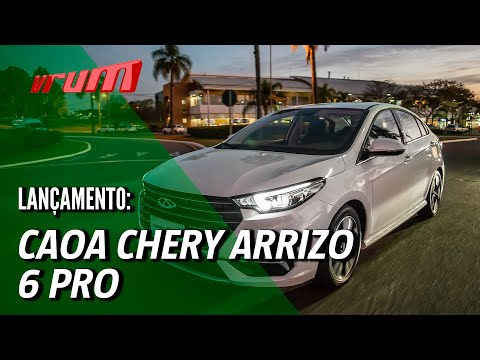 LANÇAMENTO: Caoa Chery Arrizo 6 Pro! Concorrente de 'peso' para o Corolla?