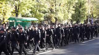 День защитника Украины в Краматорске