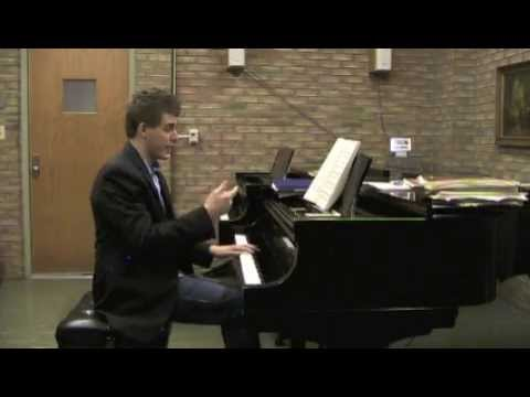 Piano Lesson For Beginners - Bach Minuet in G - Josh Wright Piano TV